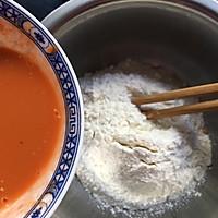 菠菜小花馒头#柏翠辅食节-辅食添加#的做法图解4