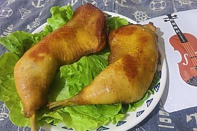 日式照烧烤鸡腿