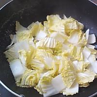 酸辣白菜的做法图解6