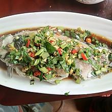 凉拌鲫鱼——奶白鱼汤,一鱼多吃法