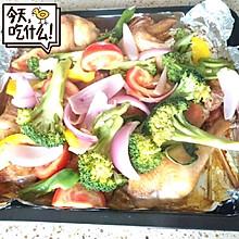 香茅大盘鸡