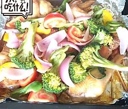 香茅大盘鸡的做法