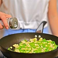 迷迭香美食| 青椒炒鸡蛋的做法图解12