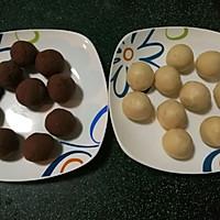 """广式莲蓉&豆沙蛋黄月饼#享""""美""""味#的做法图解10"""