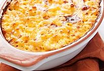 奶酪烤通心粉的做法