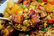 五花肉土豆焖饭│爆好吃的做法