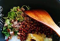 土豆泥肘子拌饭的做法