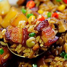 五花肉土豆焖饭?爆好吃