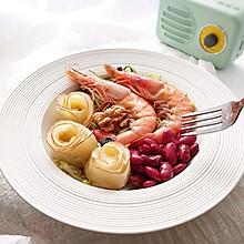 爱你的每一天,亲手做早餐,苹果玫瑰卷