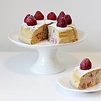 草莓轻乳酪蛋糕/轻芝士蛋糕的做法图解18