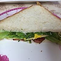 三明治的做法图解2
