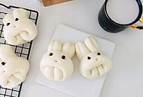 小白兔馒头的做法