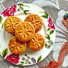 #中秋宴,名厨味# 广式核桃豆沙月饼