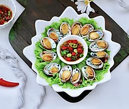 #全电厨王料理挑战赛热力开战!#白灼鲍鱼的做法