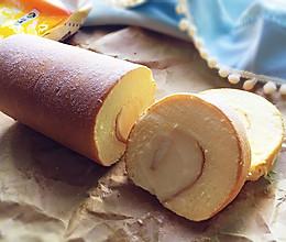 浮云蛋糕卷#香雪奥运#的做法