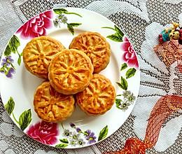 #中秋宴,名厨味# 广式核桃豆沙月饼的做法