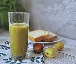 #夏日消暑,非它莫属#青色维他命果蔬汁的做法
