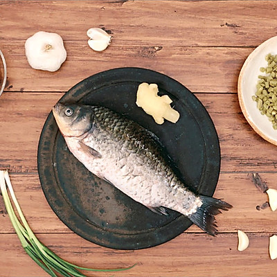 豆瓣鲫鱼 美食台