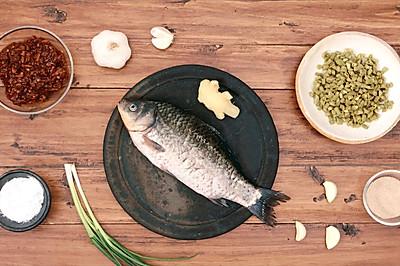 豆瓣鲫鱼|美食台