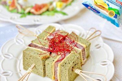 米其林牛排三明治