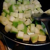 萝卜炖鸭血粉条的做法图解4