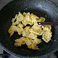 素食记~包菜粉丝炒鸡蛋的做法图解2