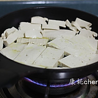 香煎豆腐#黑人牙膏一招制胜#的做法图解4