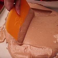 四叶草巧克力慕斯#松下烘焙魔法世界#的做法图解6