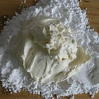 用棉花糖自制翻糖皮的做法图解4