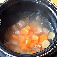 山药排骨汤的做法图解3