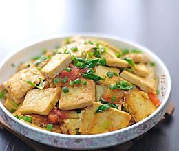 陕西年夜饭必备-#菁选酱油试用之最体现家乡味的家常豆腐#的做法