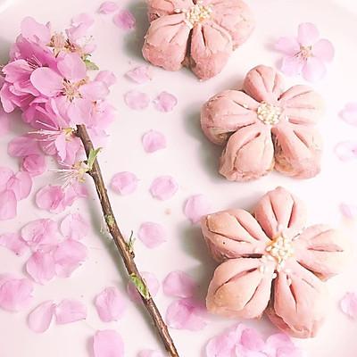 三生三世十里桃花酥 浪漫高颜值 中秋节月饼中式糕点