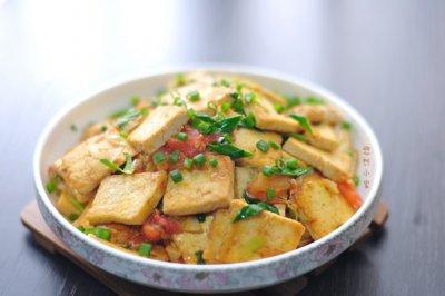陕西年夜饭必备-#菁选酱油试用之最体现家乡味的家常豆腐#
