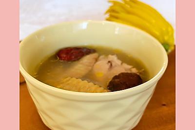 还原食物本来的味道—砂锅版清炖鸡汤
