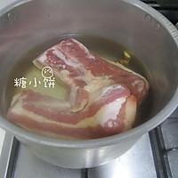 【鹌鹑蛋红烧肉】 的做法图解1
