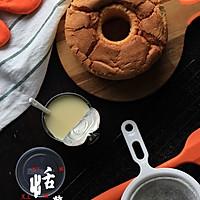 之炼乳戚风蛋糕#雀巢鹰唛炼奶#的做法图解14