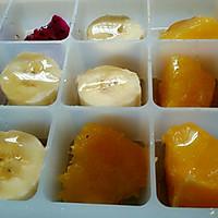 水果酸奶冰的做法图解3