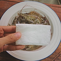 口蘑芦笋炒虾仁的做法图解2