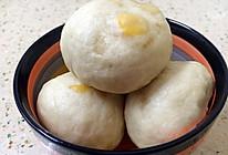 奶香玉米包的做法