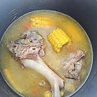 大骨汤的做法图解3