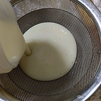 #美食新势力#百合黄桃布丁的做法图解7