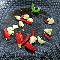 椒蛋蚝香油菜花的做法图解2