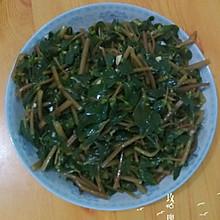 凉拌马蜂菜(马齿笕)