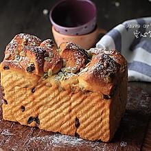【日式炼乳吐司】——传说中那款好吃到爆表的面包#松下烤箱#