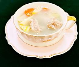 排骨雷笋汤的做法