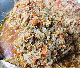 自制蟹黄酱,超鲜秃黄油的做法