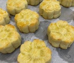 奶黄月饼的做法