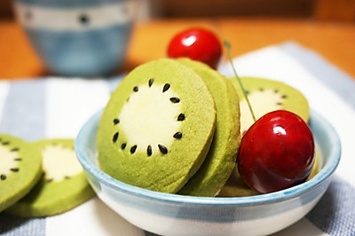 猕猴桃小饼干