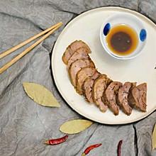 【小砖头UP团圆菜】卤牛肉配万能蘸酱