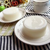 盛夏的美味——简单又可口的牛奶布丁的做法图解7